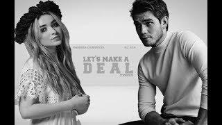 let's make a deal | Sabrina Carpenter x KJ Apa | Wattpad Trailer
