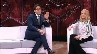 Изменившаяся от запоя актриса Ирина Цывина шокировала гостей Малахова