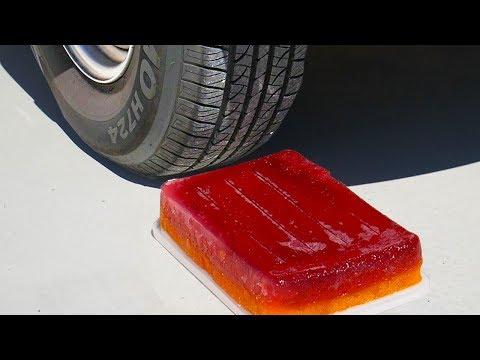 car-vs-jelly---experiment