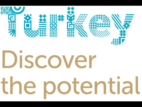 turkey discover the potential t252rkiye nin yeni logosu
