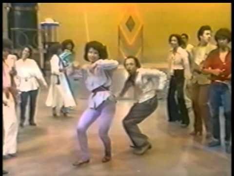 Soul Train Line Knock On Wood Amii Stewart
