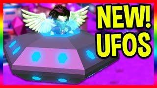ROBLOX JAILBREAK NEW UPDATE! ALIEN INVASION! UFOS, NEW MAP, & ALIENS! (Roblox Jailbreak)
