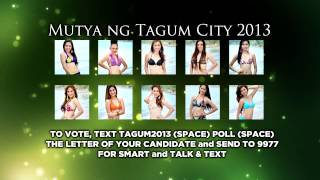 Mutya ng Tagum City 2013 Vote Plug