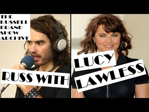 Lucy Lawless Interview | The Russell Brand Show