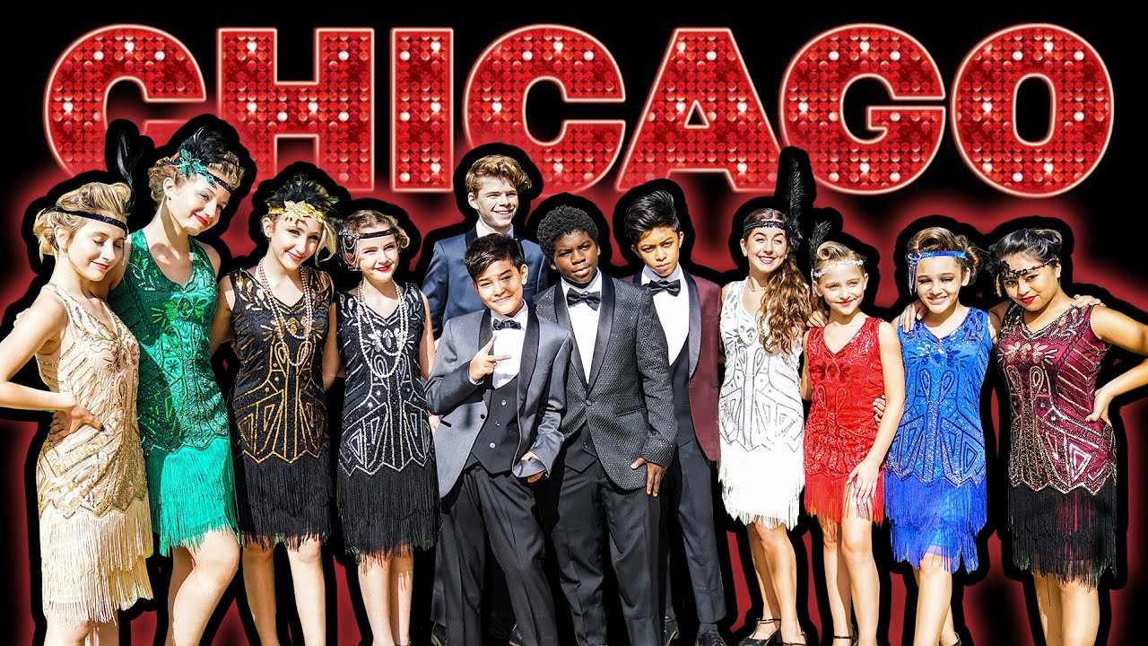 Vibe Crew Presents CHICAGO The Musical - Was It All Just a DREAM?