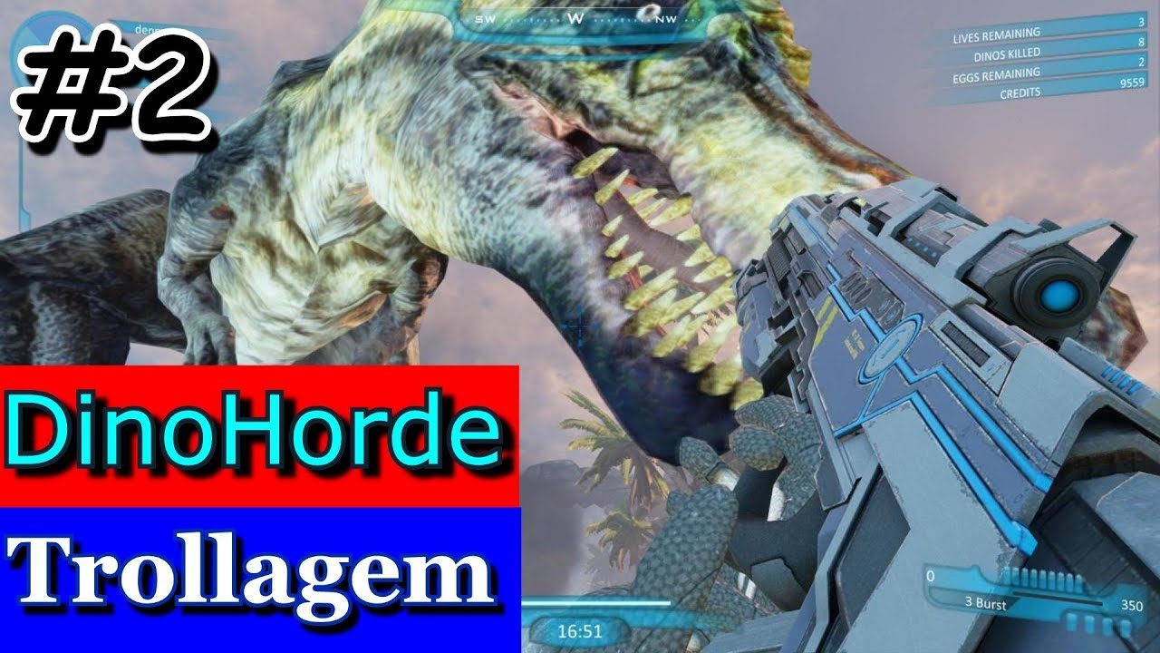 HORDE DINO TÉLÉCHARGER PC ORION