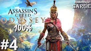 Zagrajmy w Assassin's Creed Odyssey [PS4 Pro] odc. 4 - Gorączka krwi