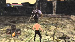 "Dark Souls 2: The Pursuer (First Encounter) vs. Phineas ""Fisticuff"" Bamford"