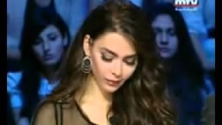 فضيحة المغنية قمر اللبنانية