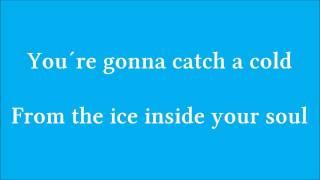 Glee Jar of Hearts Lyrics
