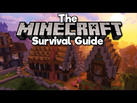 Finding A Build Style! ▫ The Minecraft Survival Guide [Part 205] thumbnail