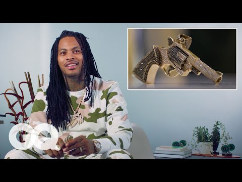 Download Youtube: Waka Flocka Flame Shows Off His Insane Jewelry Collection | GQ