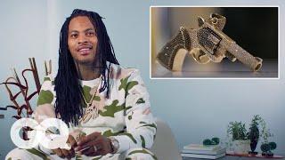 Atlanta rapper Waka Flocka Flame runs through almost a half-million...