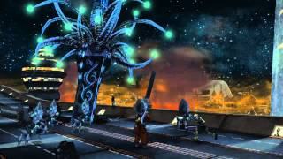 FINAL FANTASY X/X-2 HD scaglia emuzu boss fight