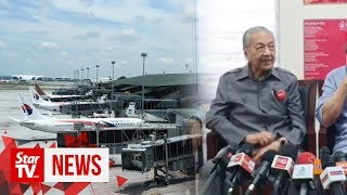 Dr M: Why did the US downgrade Malaysia's civil aviation authority?