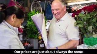 Peterborough City Market - Lovelace's Flowers