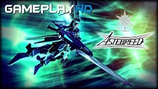 Astebreed Gameplay (PC HD)