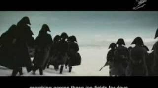 Рекламный ролик к фильму Марш императоров. Русский перевод