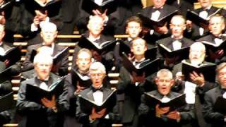 National Philharmonic Chorus (Mike Charles)