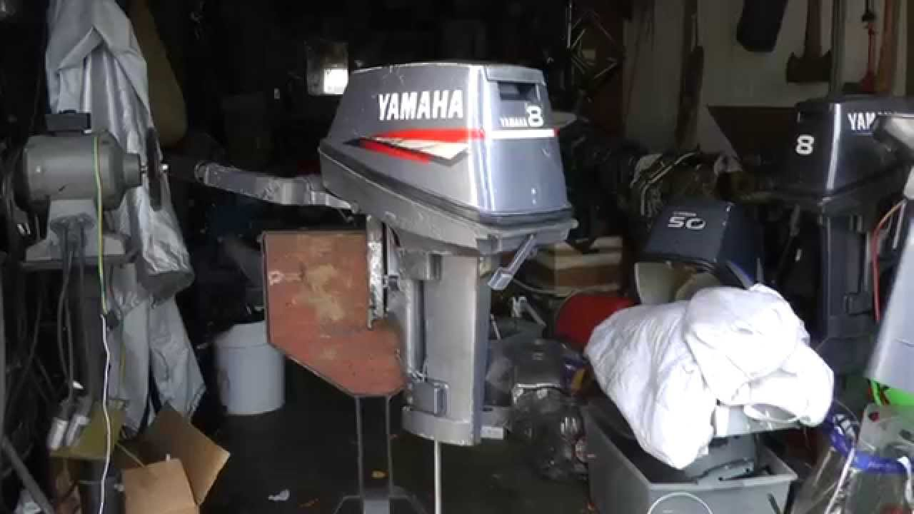 Yamaha Hp Outboard Specs