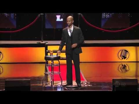 Robert Powell III Shaq Allstar Comedy Tour Censored Video