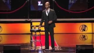 Robert Powell III Shaq Allstar Comedy Tour Censored Video