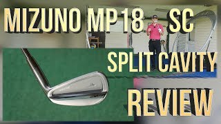 Mizuno MP18 SC (Split Cavity) Review