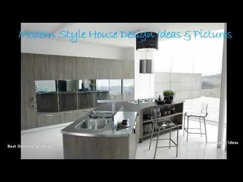 Kitchen designs gallery contemporary | Modern cookhouse area design pic collection for