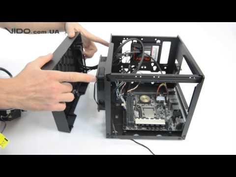 видео: Сборка мощного игрового компьютера формата mini