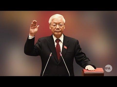 Nguyễn Phú Trọng: con đường đến đỉnh cao quyền lực
