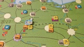 Thirty Years War - Intervention Scenario - Turn 3 of 3 (Full Game Report)