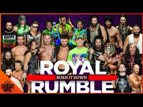 WWE 30 MAN ROYAL RUMBLE MATCH 2018 720P [...