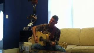 Jimmy Rose singing Wagon Wheel