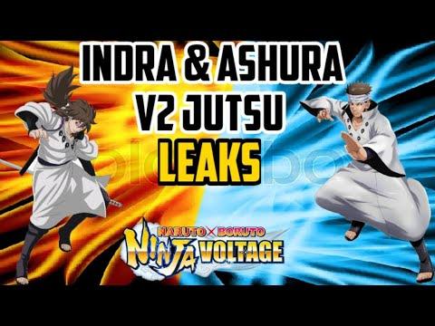 NxB Nv Indra & Ashuru Jutsu New Jutsu Leaks Naruto X Boruto Ninja Voltage from YouTube · Duration:  4 minutes 31 seconds