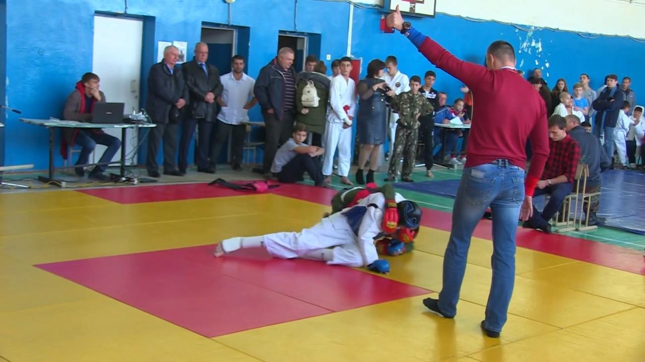 VII открытый турнир Быковского городского поселения по казачьему рукопашному бою