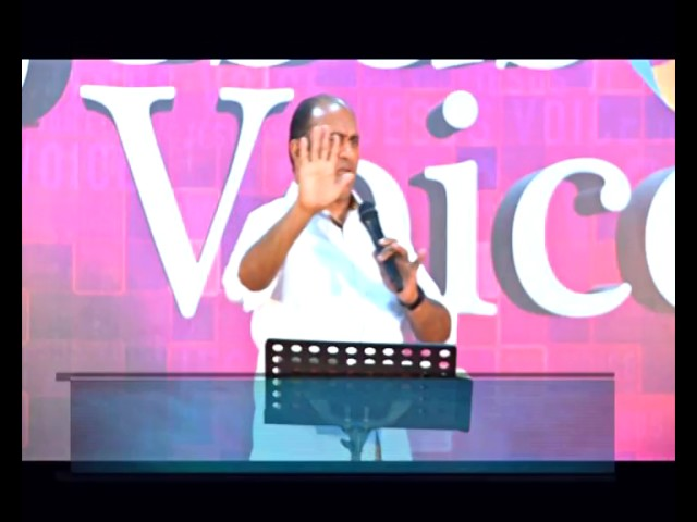 Br.Ani George – Jesus Voice 22.03.2017