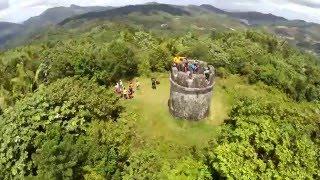 Donde nace el Chorro de Doña Juana Orocovis Puerto Rico en 4k