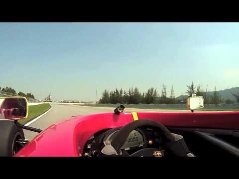 Formula Campus Zhuhai track