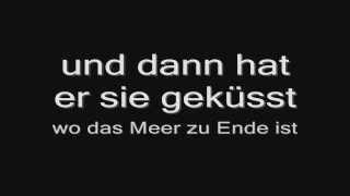 Rammstein - Nebel  (lyrics) HD