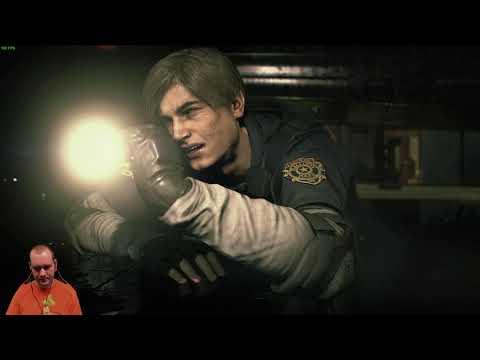 Resident Evil 2 Remake - 1-Shot Demo (PC) - 30 Minutes W/ JoeNumb3rs