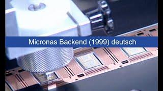 Micronas Backend, 1999 (deutsch)