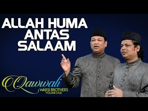 Allah Huma Antas Salaam - Warsi Brothers (Album: Qawwali - Warsi Brothers - Vol 1)