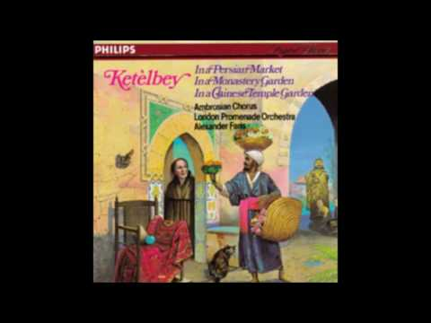 Ketèlbey / 9.The Clock And The Dresden Figures / London Promenade Orchestra / Alexander Faris
