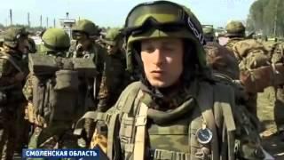 2014 Новости сегодня – Смоленск  Учения спецназа ВВ МВД России(, 2015-09-20T15:34:26.000Z)
