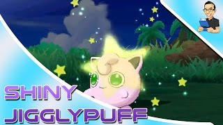 LIVE SHINY JIGGLYPUFF | POKEMON SUN AND MOON | 33 SOS ENCOUNTERS