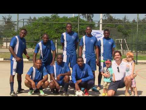 Os Craques do Futsal da Angola Telecom