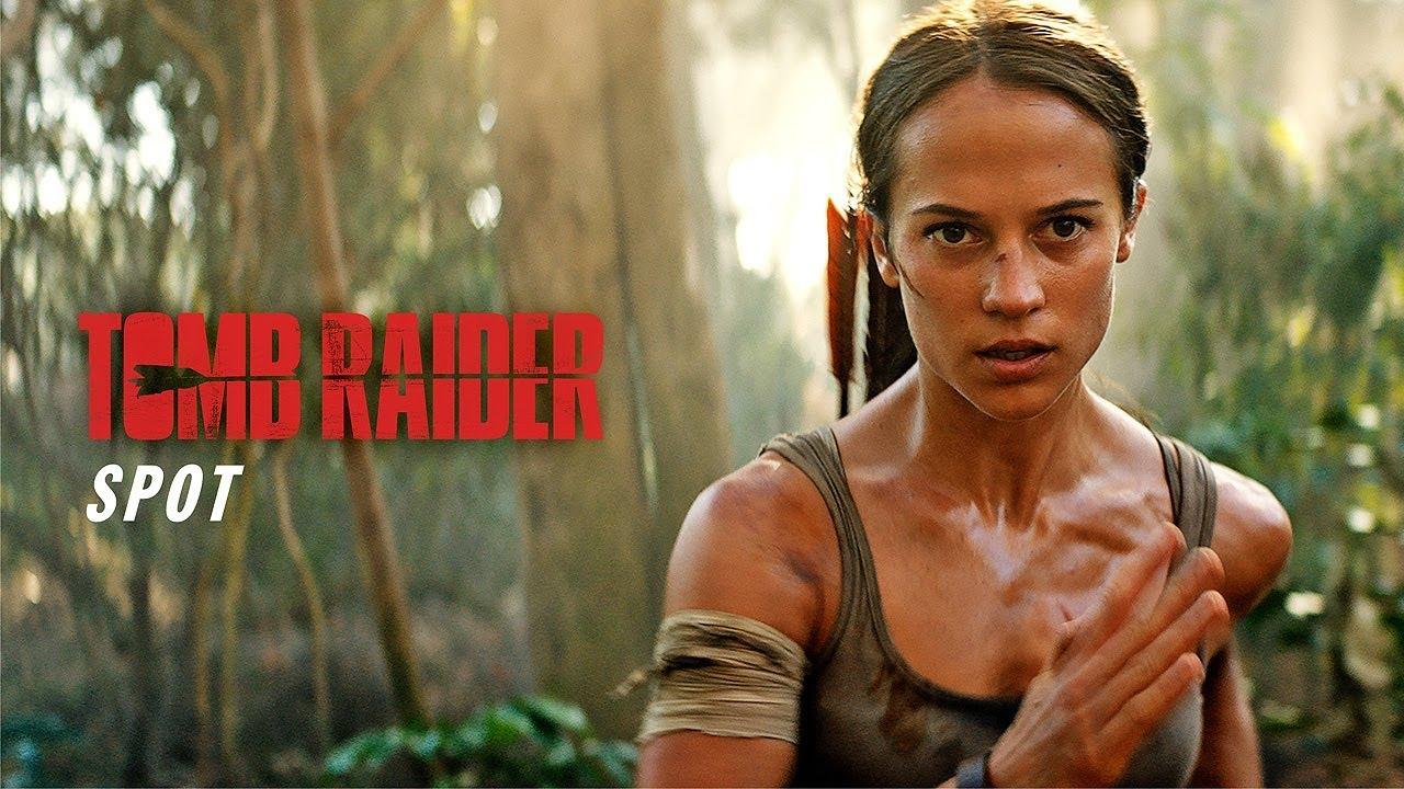 Tomb Raider – w kinach od 6 kwietnia!