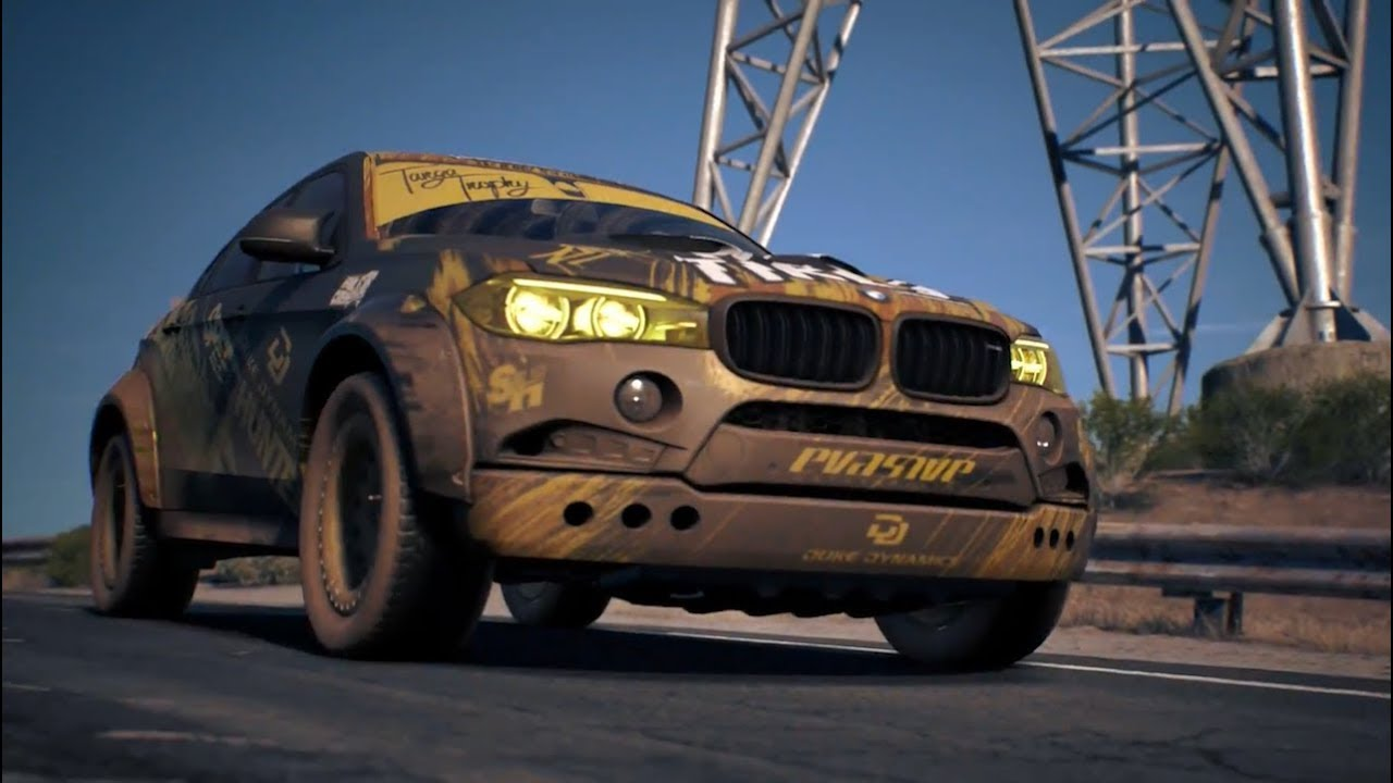 Need For Speed Payback Off Road Race Gameplay Youtube