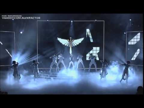Marlisa Punzalans Journey   Shows 6 to 10  The X Factor Australia 2014