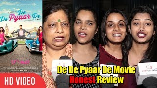 De De Pyaar De Movie Public Review | First Day First Show | Ajay Devgn, Tabu, Rakul Preet